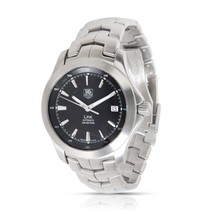 Tag Heuer Link WJF2110.BA0570 Men's Watch in  Stainless Steel - $1,250.00
