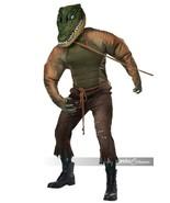 California Kostüme Gator Man Alligator Reptil Adult Halloween Kostüm 5120-081 - $62.57