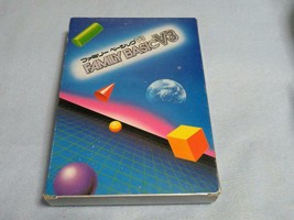 FAMILY BASIC V3 Famicom Retro game Nintendo 1985 New Unused Very Rare JAPAN - $186.99