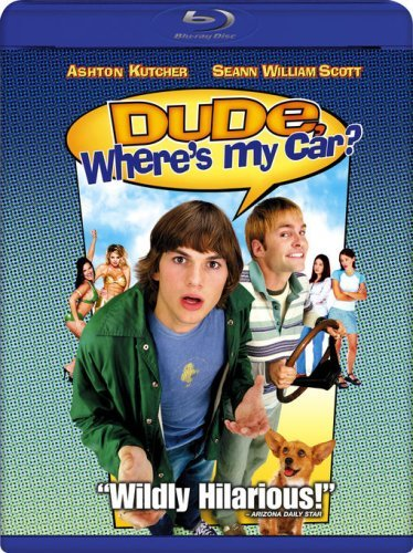 Dude, Where's My Car? [Blu-ray] New