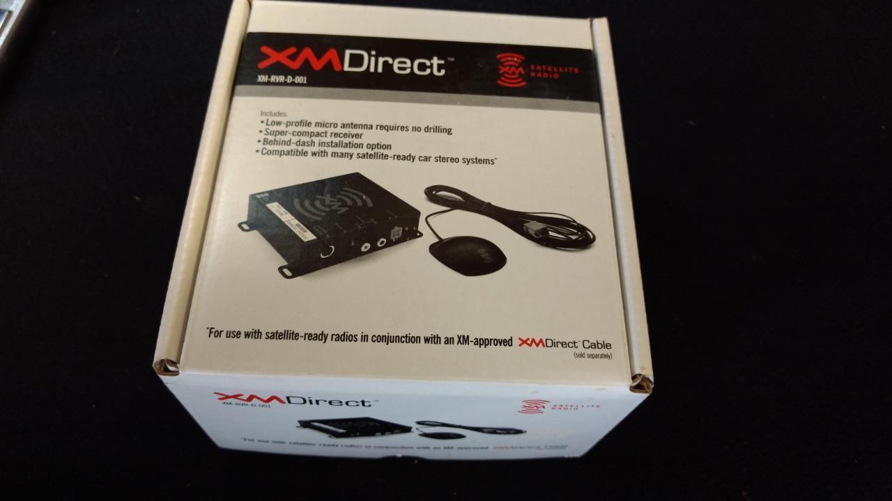 Primary image for Used XM Direct XM-RVR-D-001 Satellite Tuner Without Antenna