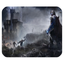 Mouse Pad Middle Earth Shadow Of Mordor World Action Video Game Animation - $4.00