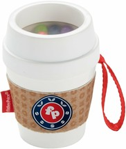 Fisher-Price Coffee Cup Teether (DYW60) - $9.89