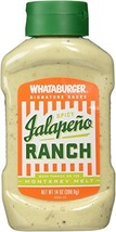 Jalapeno Spicy Ranch, Whataburger, 14 Oz., Pack of 2