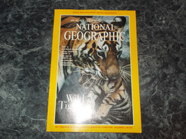 National Geographic Magazine December 1997 Wild Tigers - $2.99