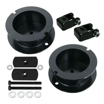 "2.5"" Fr Steel Spacers Lift Kit Shock Brackets Fits 2013-2020 Ram 2500 35... - $75.50"