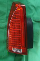 08-13 Cadillac CTS 4 door Sedan LED Rear Tail Light Lamp Driver Left Side - LH image 3