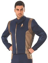 Rubies Deluxe Star Trek Discovery Operations Jacket Men Halloween Costum... - $129.99