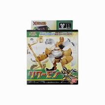 Digimon Xros Wars Figure Series 11 Tuwarmon Damemon Digi-Fusion Action F... - $125.00