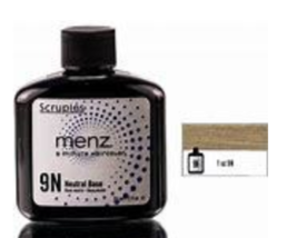 Scruples Menz 5 Minute Haircolor - 9N Light Blonde Neutral Base,  2oz