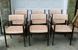 Set of 6 HBF lounge chairs Hickory Business Furniture - $24.75