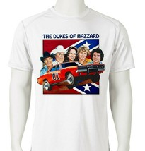 Dukes Hazzard Dri Fit graphic T-shirt moisture wicking retro 80s tv show Sun Shi image 1