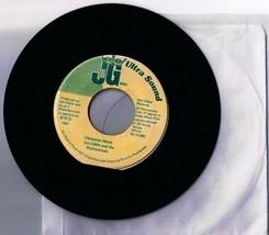 Joe Gibbs Christmas Mood 45 rpm Record B Rock It For Christmas Jamaican ... - £9.15 GBP