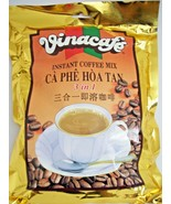 12 BAGS VINACAFE INSTANT COFFEE MIX 3 IN 1-READY TO USE - $56.42