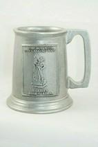 Vintage Wilton RWP Armetale Pewter Tankard Mug Stein Cup Hershey Rose Gardens - $38.22