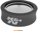 "K&N Air Filter Foam Extreme Duty Precleaner Wrap; 14""Id X 4""H 25-5500"