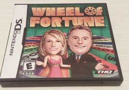 Wheel of Forturne Nintendo Ds Video Game  - $4.68