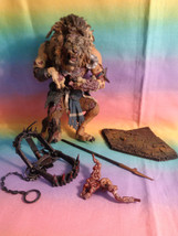 2003 McFarlane Monsters Series 2 Twisted Land Of Oz Lion Action Figure - $25.69