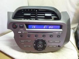 09 10 11 12 13 Honda Fit Radio Cd MP3 Player & Theft Code 39100-TK6-A012... - $23.38