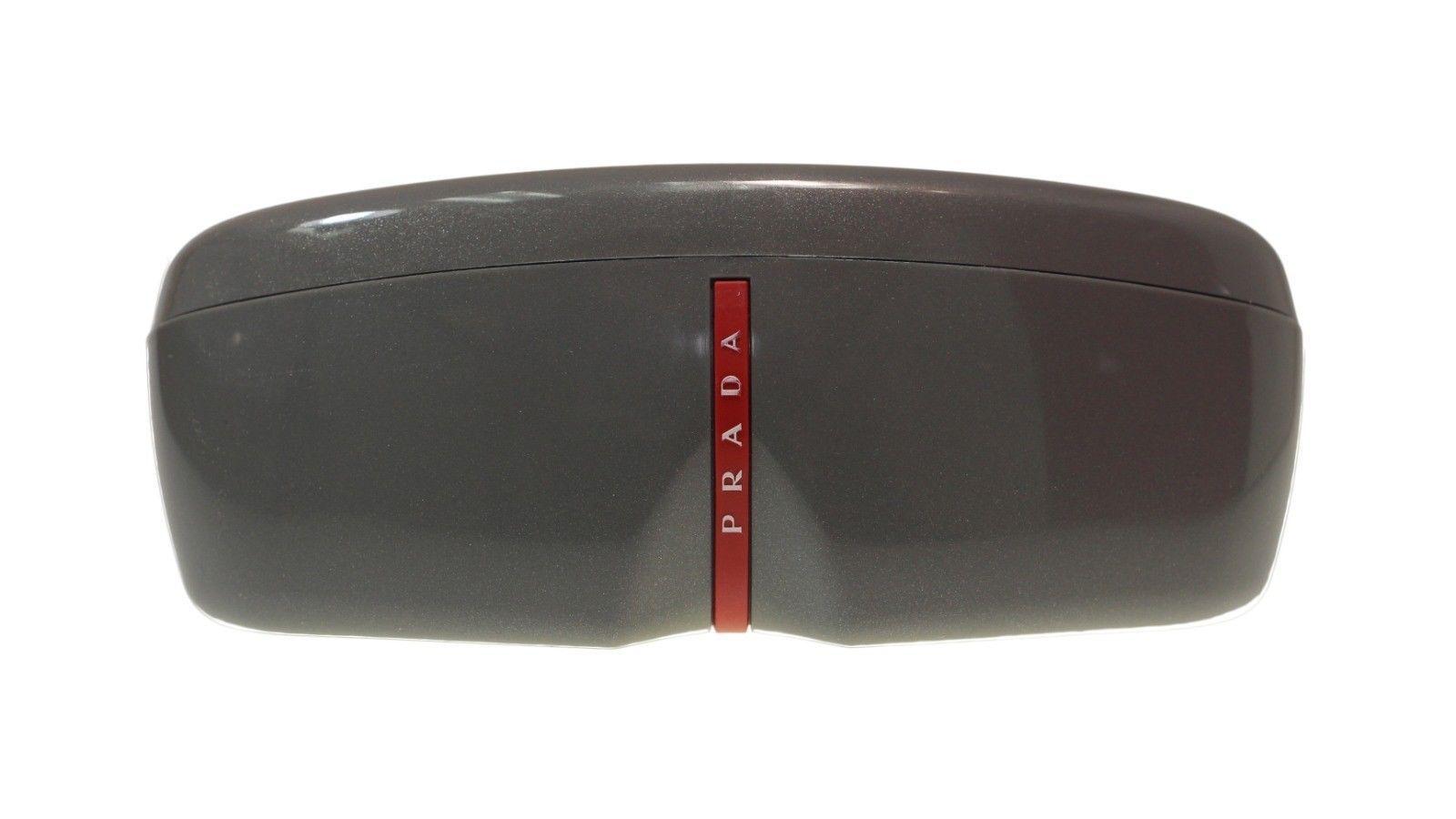 Prada Men Sunglasses PS57TS 0A70A7 Gunmetal/Grey Gradient Lens 43mm