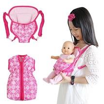ZITA ELEMENT 2 Sets Baby Alive Doll / American 18 (Sleep Bag + Doll Carr... - $20.23