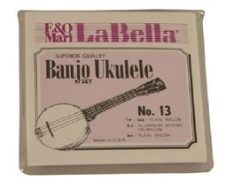 Labella 13 Banjo Ukulele Strings - $11.93