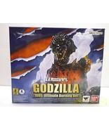 Bandai Sh Monster Arts 4549660094005 Godzilla 1995 Ultimate Burning Ver ... - $322.36