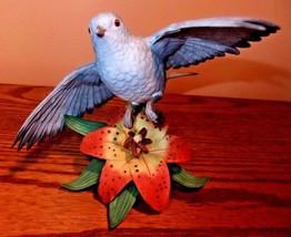 "LENOX~ ""MOUNTAIN BLUEBIRD""~1994~PORCELAIN FIGUR... - $19.00"