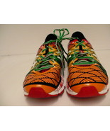 Mens Asics running shoes GEL-KINSEI 5 multi color size 11 us  - $148.45