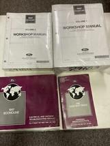 1997 FORD ECONOLINE E-SERIES VAN e series Service Shop Repair Manual Set... - $100.10