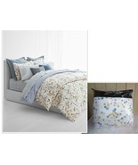 $300 Lauren Ralph Lauren Hanah  Full/ Queen Size Comforter Set, Cream/Mu... - $94.05