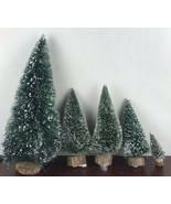 Christmas Tree Ornament Lot Of 5 - $14.03