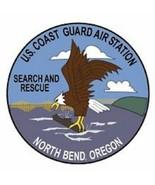 US Coast Guard Air Station North Bend Sticker  - $9.89