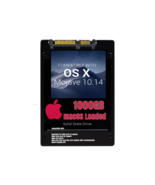 macOS Mac OS X 10.14 Mojave Preloaded on 1000GB Solid State Drive - $199.99