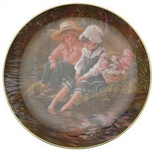 Reco Little Anglers from the Days Gone By Series by Sandra Kuck CP619 - $31.84