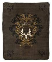 Bone Collector Throw by Kimlor - $81.84