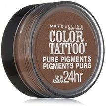 Maybelline New York Eye Studio Color Tattoo Pure Pigments, Downtown Brow... - $7.99