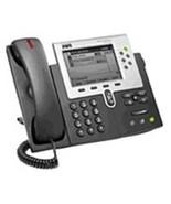 Cisco IP Phone CP-7961G VoIP Phone - LCD Display - $110.97