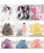 1pc 60cm Fashion Baby Animal Elephant Style Doll Stuffed Elephant Plush ... - $23.79