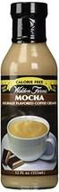 Walden Farms Flavored Coffee Creamer, Mocha, 12 Ounce - $10.87