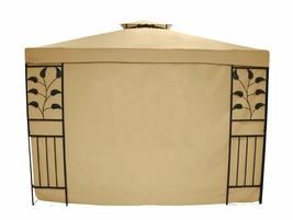 greemotion Seitenwand Livorno ohne Fenster im zweier Set beige, Seitente... - $73.04