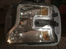 OEM 2015 - 2017 Ford F150 Right Passengers Headlight Perfect No Broken Tabs - $97.02