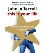 This is Your Life By John O'farrell - $4.50