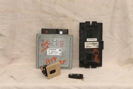 2011 BMW 328i 528i N52 DME ECU EWS Key Immobilizer Ignition Set - Auto Trans image 1