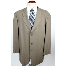 Giorgio Armani Men's size 44L Green Neiman Marcus Blazer Sport Coat Jacket - $48.88