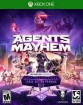 Agents of Mayhem (Xbox One) - $33.00