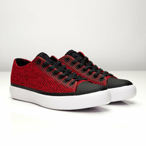 Converse Chuck Taylor All Star Modern Ox Low Top Mens 155033C Black/Red ... - $64.99