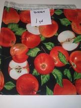 Apples, Hi-Fashion Fabrics, 1 Yd (D2064) - $2.00