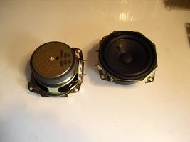 akai  lct42z6tm   speakers  e4801-124001  8 ohm   10w - $4.99