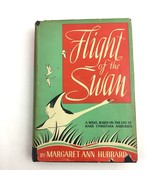 Vintage Flight Of The Swan Hardcover Hubbard Based on Hans Christian And... - $19.75